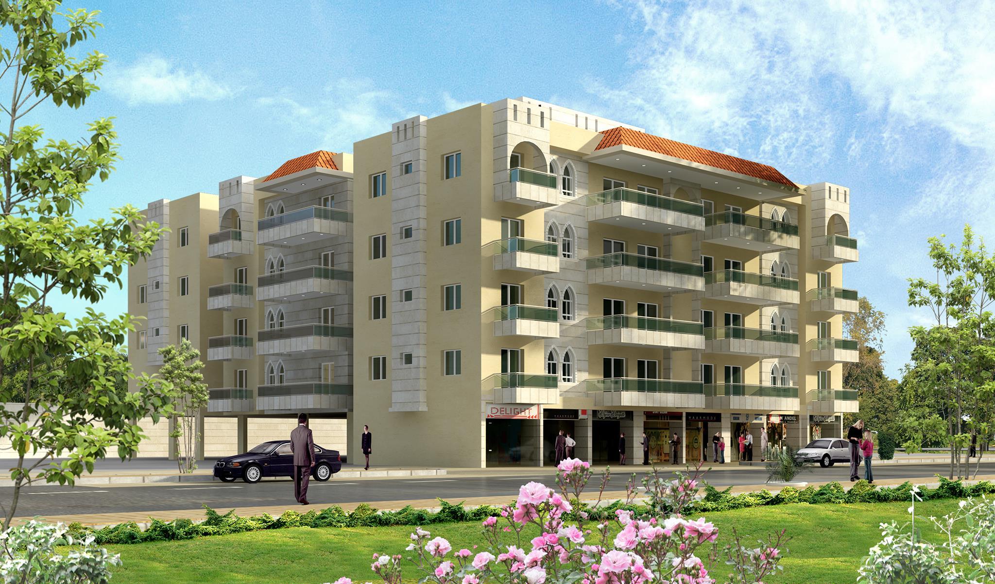 Al Saha Building - Kfarrouman